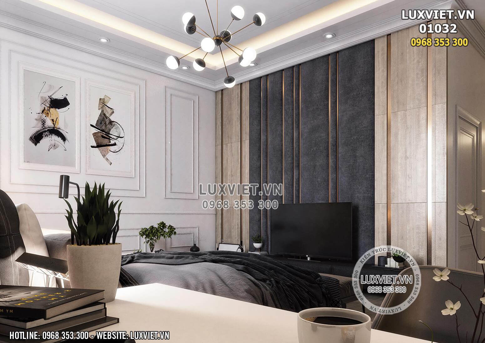 Hình ảnh: Luxury nội thất tân cổ điển - LV 01032