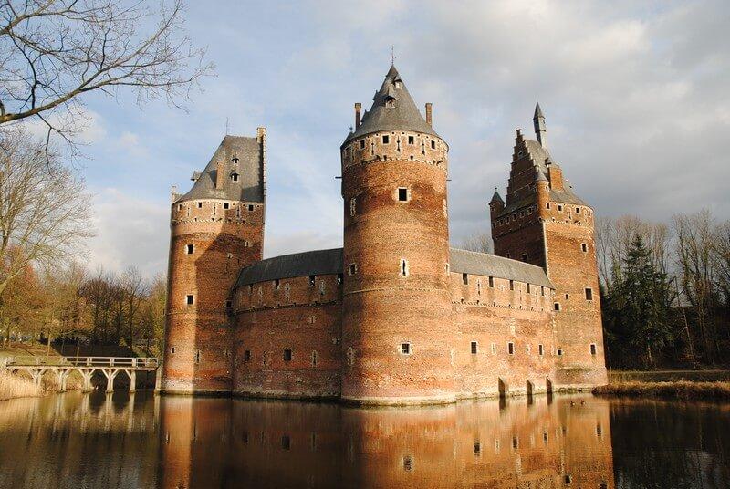 Lâu đài Beersel