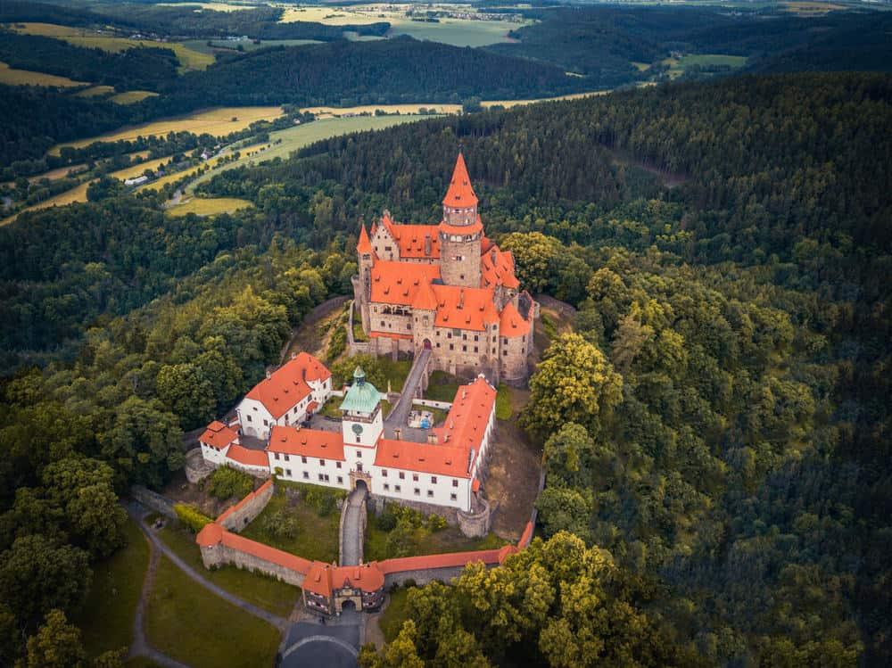 Lâu đài Bouzov