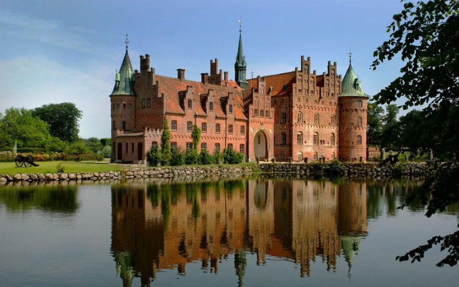 Lâu đài Egeskov - Đan Mạch