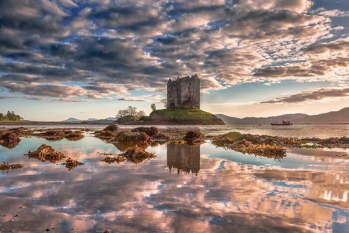 Lâu đài Stalker
