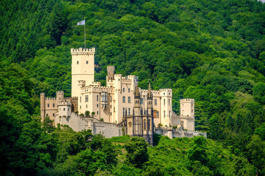 Lâu đài Stolzenfels