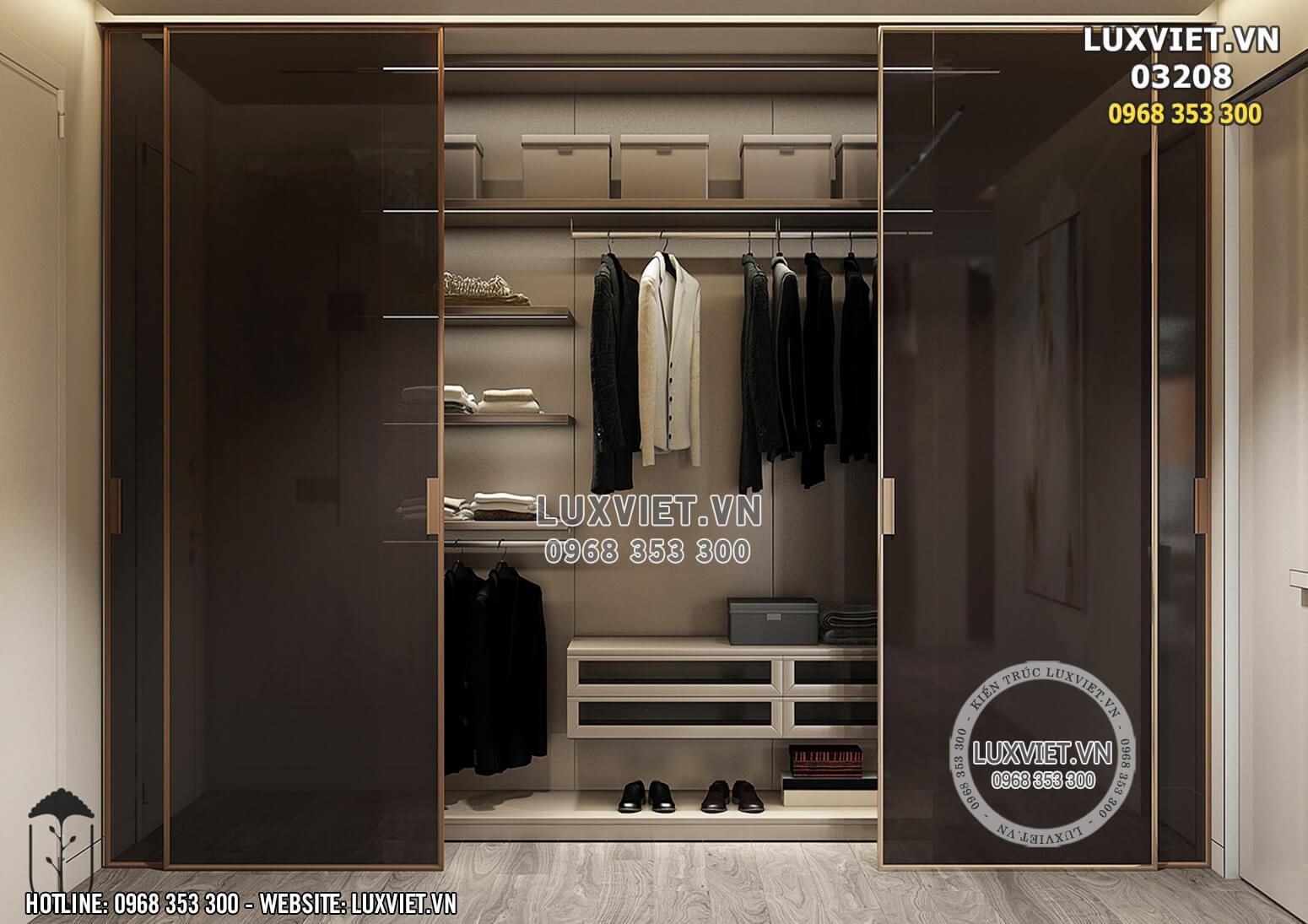 Hình ảnh: Nội thất căn hộ hiện đại sang trọng - LV 03208