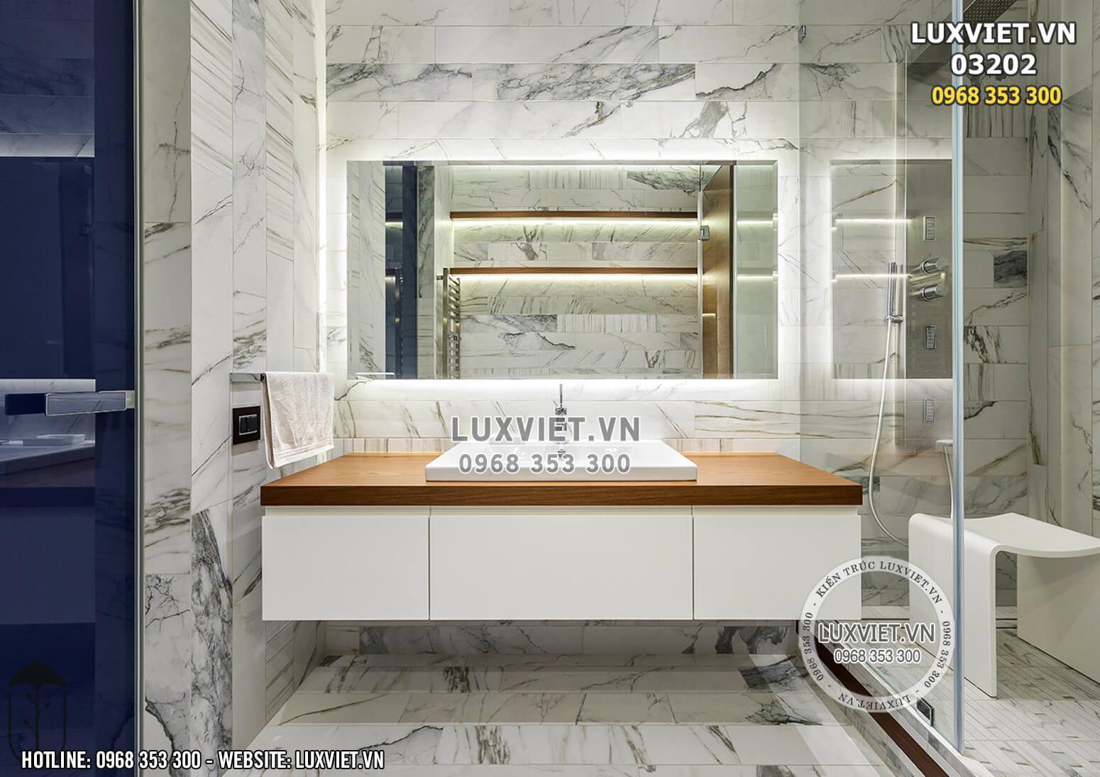 Hình ảnh: Góc phòng tắm rộng rãi - LV 03202