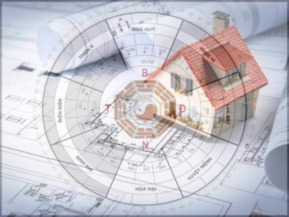 Hình ảnh: Tầm quan trọng của bản thiết kế nhà theo phong thủy