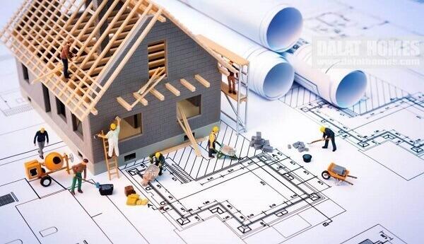 Hình ảnh: Lựa chọn thế và hướng khi xây dựng nhà ở