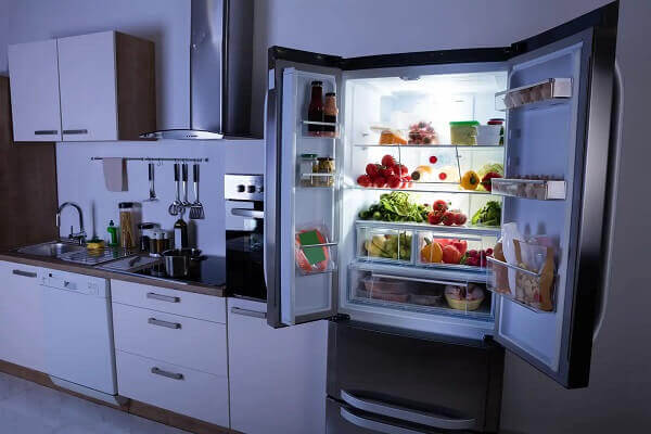 Hình ảnh: Vị trí tủ lạnh - Sắp xếp nhà bếp theo phong thủy