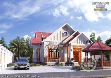 Nhà mái thái đẹp ngất ngây – LV 13225