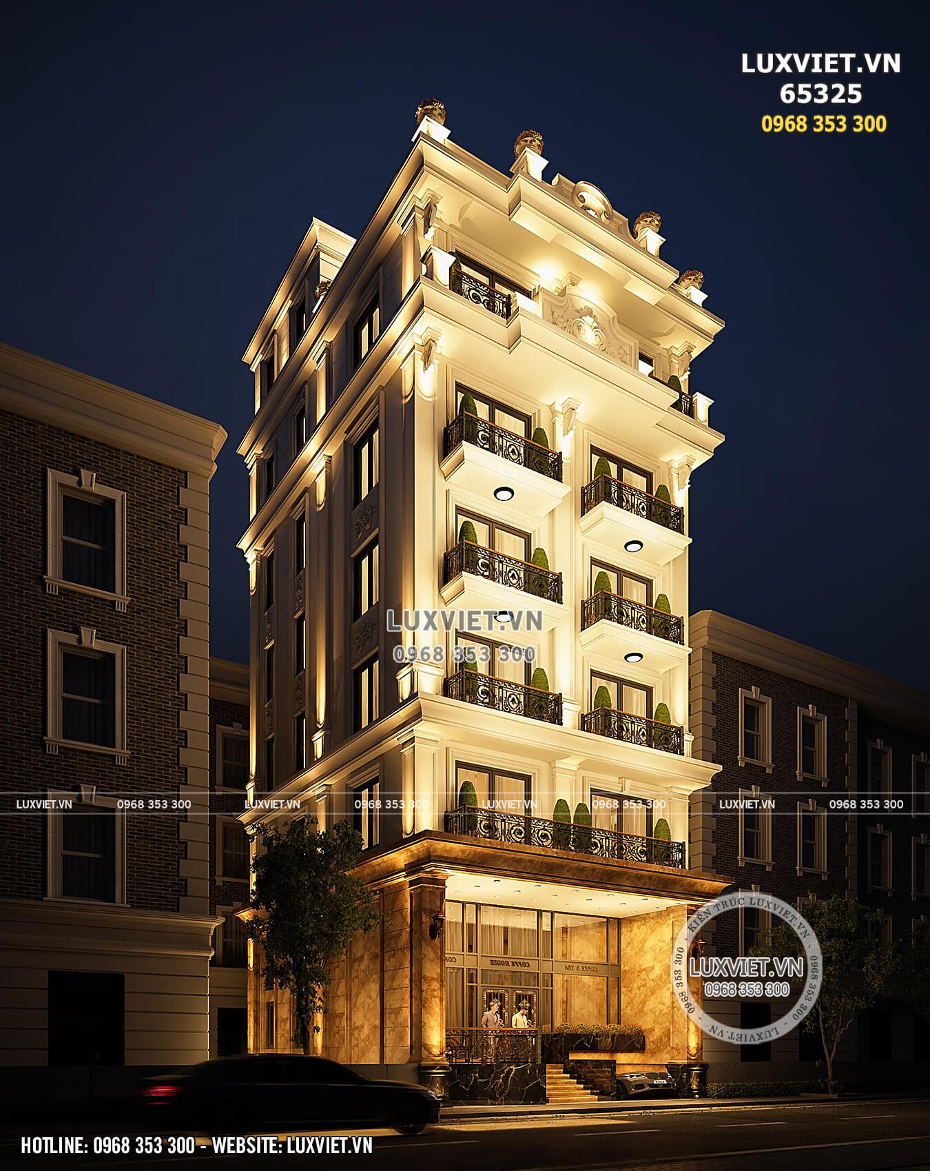 Hình ảnh: Vẻ đẹp kiến trúc nổi bật và vươn tầm thế giới - LV 65325