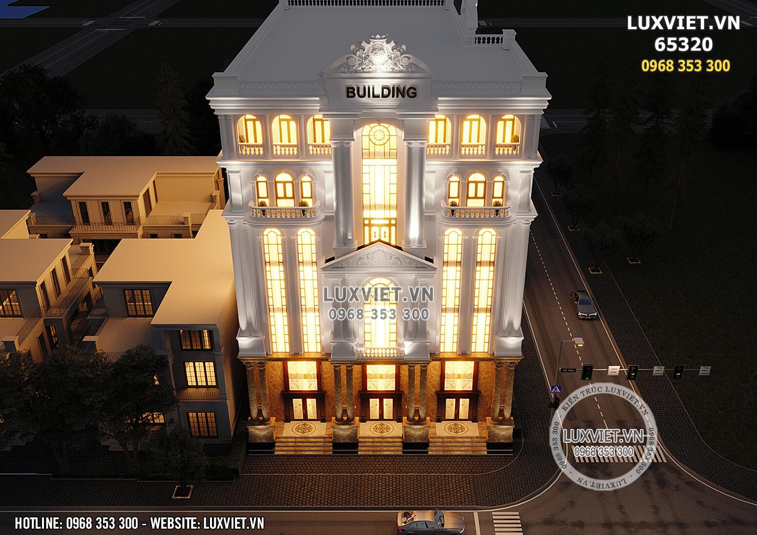 Hình ảnh: Mẫu thiết kế trung tâm thương mại đáng giá nhất năm 2021 - LV 65320
