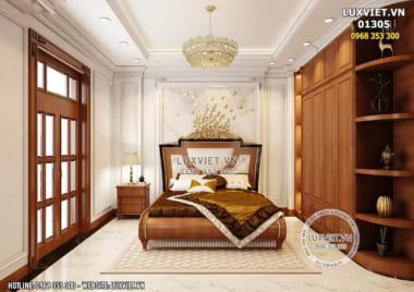 Thiết kế nội thất tân cổ điển đẳng cấp nhất năm 2021 – LV 01305