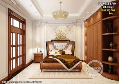 Hình ảnh: Thiết kế nội thất tân cổ điển đẳng cấp nhất năm 2021 - LV 01305