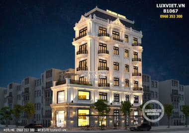 Chiễm ngưỡng mẫu khách sạn mini đẹp tại Đà Lạt – LV 81067